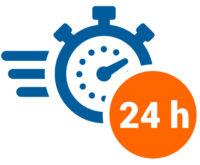 24h-Schutz