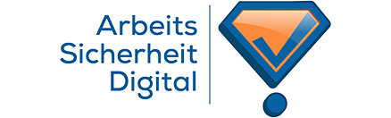 arbeitssicherheit digital Logo